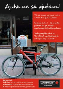 campanie bicicleta